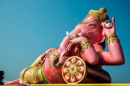 god box: Ganesha statue
