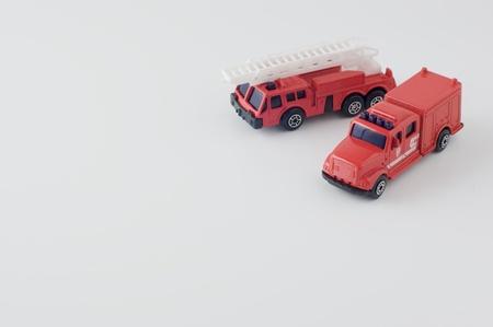 coche de bomberos: Diecast juguetes cami�n de bomberos