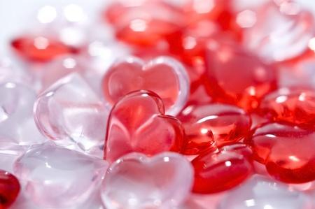 Small heart shape sundries photo