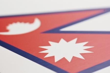 ネパールの旗