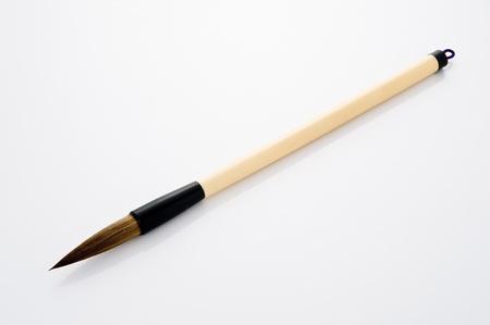 筆は、白い背景で隔離