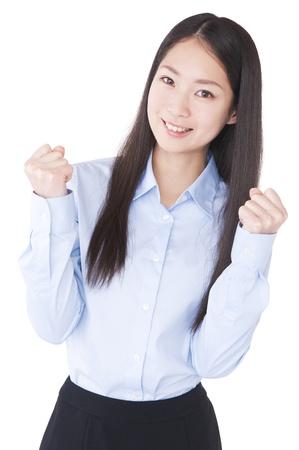wnętrzności: Businesswoman z wnÄ™trznoÅ›ci stanowiÄ… Zdjęcie Seryjne