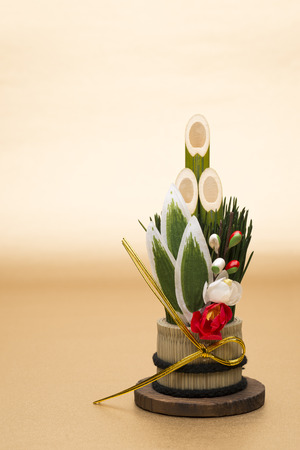 KADOMATSU, japanese new year decoration photo