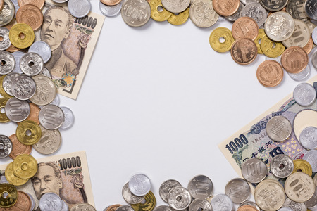 japanese currency: a lot of money, the japanese currency