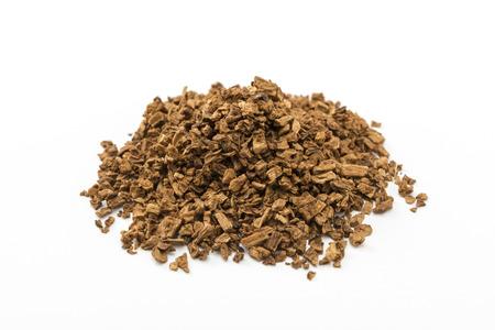 Dried burdock, Burdock tea ingredients.