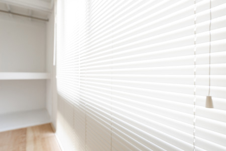 Window blind background Stockfoto - 104348538