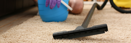 Home care for carpet vacuum cleane