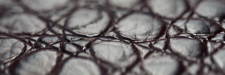 Artificial textured leather abstract background Stockfoto