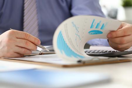 Person Calculate Company Finance Income Expense