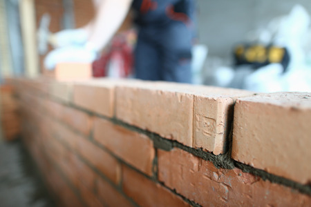 Great brick laying