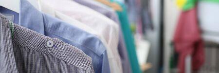 Fashion Creative Clothes Design Studio Concept