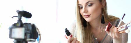female  Makeup Beauty Vlog Creator Job