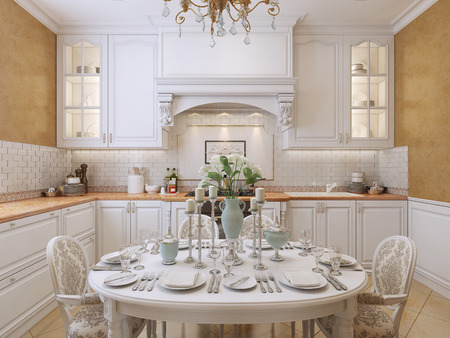 Beautiful Cucina Stile Barocco Veneziano Gallery - Home Interior ...