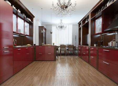 gestaltung art deco kuche – dogmatise, Kuchen