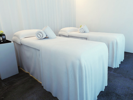 massage: Innen Spa, 3D-Bilder