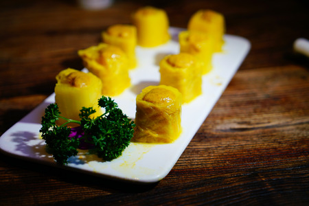 Mustardy Chinese cabbage Zdjęcie Seryjne
