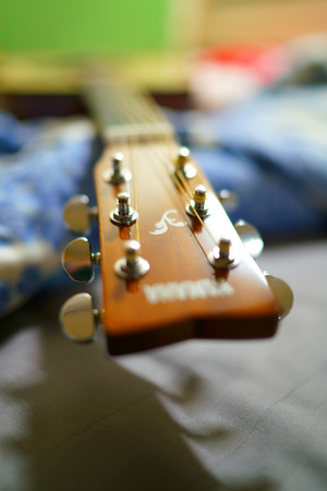audition: guitar