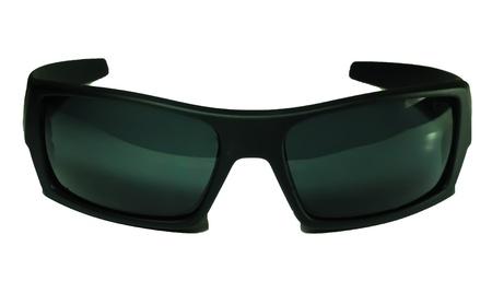 Black sunglasses isolated on white background Stock Photo - 11228833