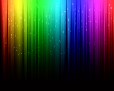 Colorful Computer Background Stock Photo - 12432876