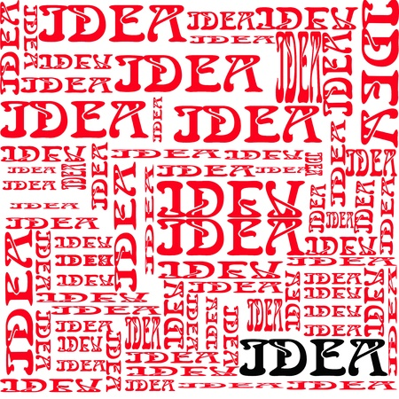 backgruond: Idea backgruond