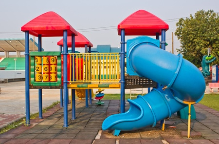 Colorful Playground  photo