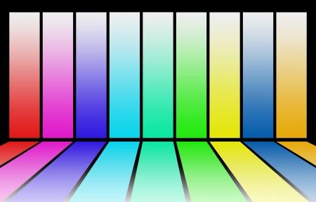 multicolor background photo