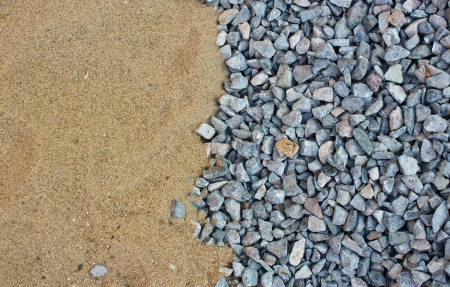 Rock and sand texture background. photo