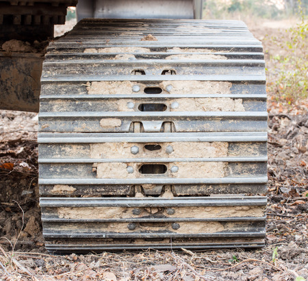 dumptruck: Big steel wheels