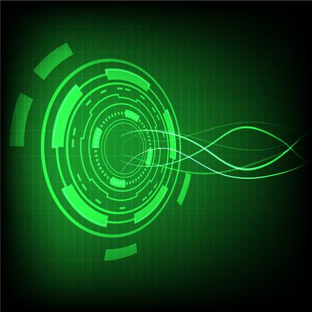 green technology: Green technology background