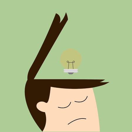 thoughtless: No Ideas in head business