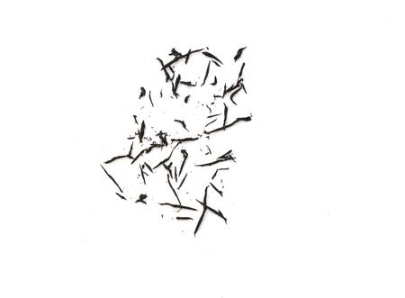 Black eraser on  white background. Фото со стока