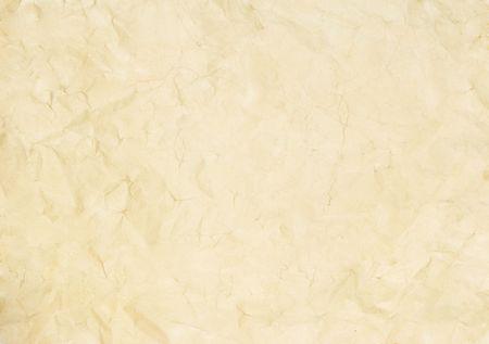 crumple: Old crumpled paper
