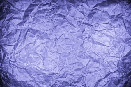 Old crumpled paper with dark edges Stock Photo - 5277417