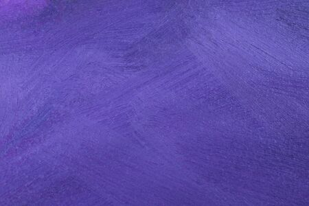 Purple painted canvas as an abstract purple background Standard-Bild - 135515105
