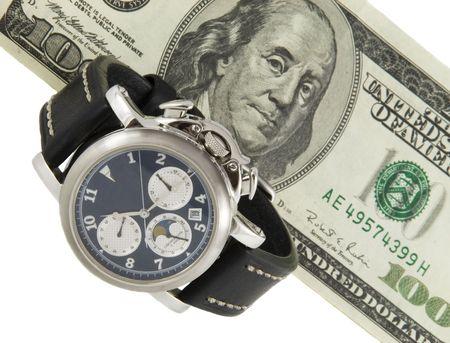Time & money photo