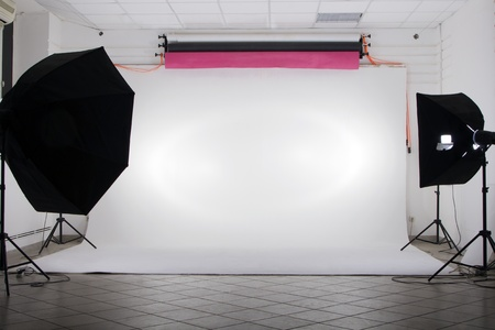 The studio Stock Photo - 10787774