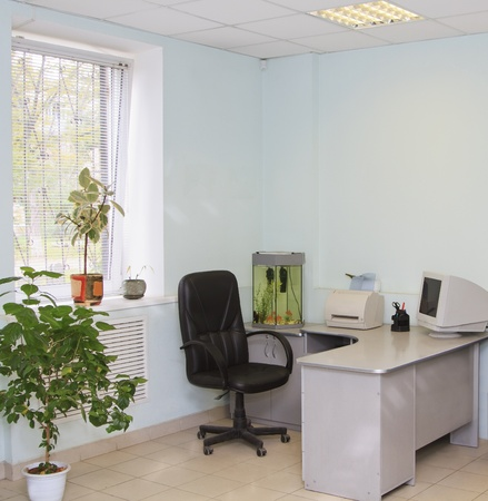 Interior of modern office Stock Photo - 12781160