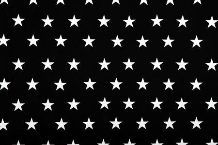 estrellas cinco puntas: Textura de blanco y negro con estrellas de cinco puntas