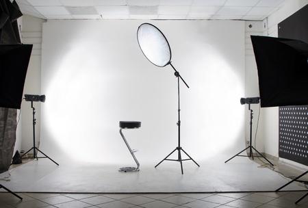 The studio photo