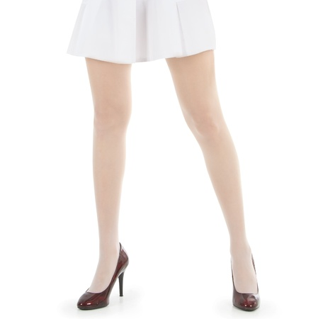 Woman's leg and high heel shoes Stock Photo - 13483821
