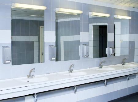 interior of private restroom Stock Photo - 18701231