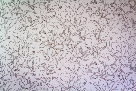 Vintage pink damask seamless floral pattern background Stock Photo - 22634955