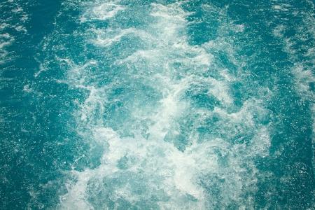 seaway: Splashing waves