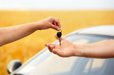 Car key photo