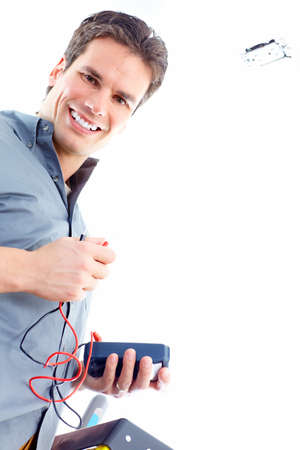 electrician Stock Photo - 7658346