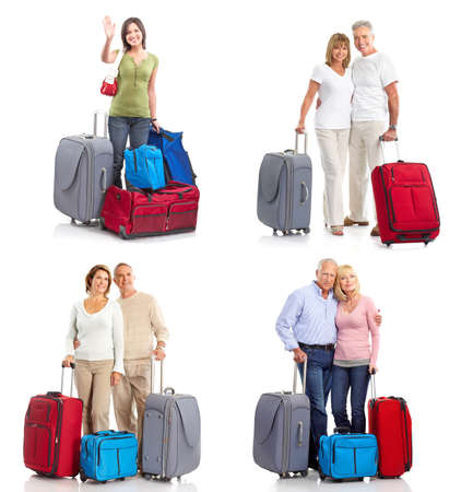 travelers Stock Photo - 8950287