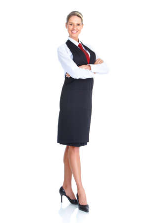 waitress woman photo