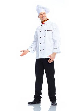 Chef Foto de archivo - 8950559