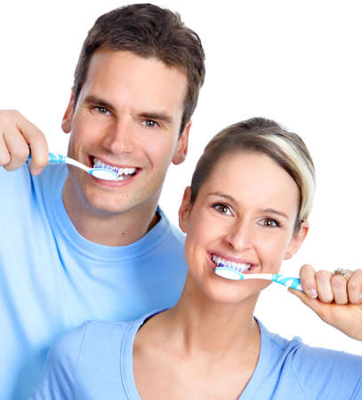 toothbrushing Stock Photo - 8950637