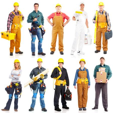 trabajadores: work27fe2 (3) .jpg Foto de archivo